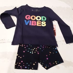 FREESTYLE and MEMBER'S MARK Shorts Set sz 3T